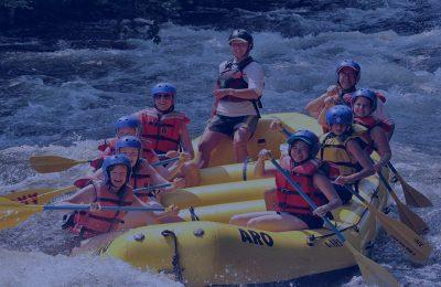 öğrenci rafting paketi