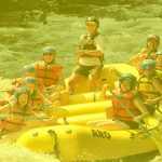 full rafting turu