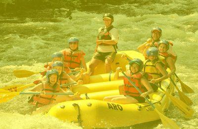 full rafting turu