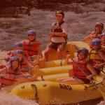 standart rafting paket